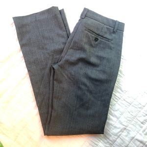Theory Emery 2 Stretch Wool Trouser Size 2